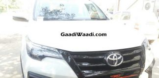 Toyota Fortuner TRD Sportivo Launched In India - Price, Specs, Features