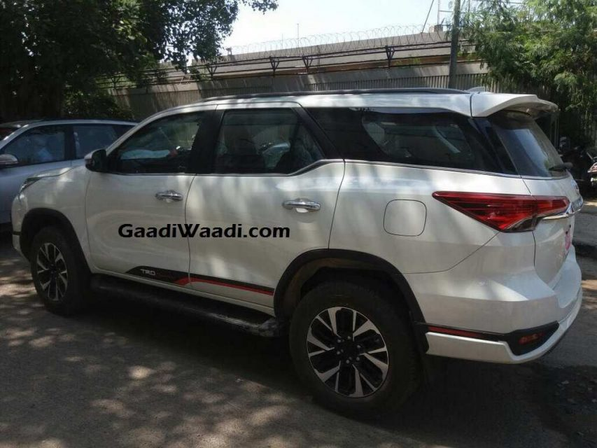 Toyota Fortuner TRD Sportivo Launched In India - Price, Specs, Interior, Features