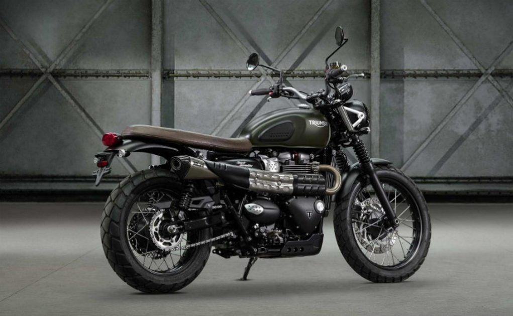 Triumph Street Scrambler India Launch Date, Price, Specs, Engine, Features 3