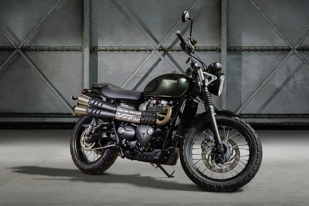 Triumph Street Scrambler India Launch Date, Price, Specs, Engine, Features 5