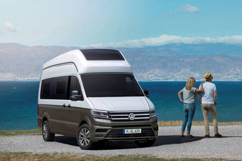 VW California XXL Concept 1