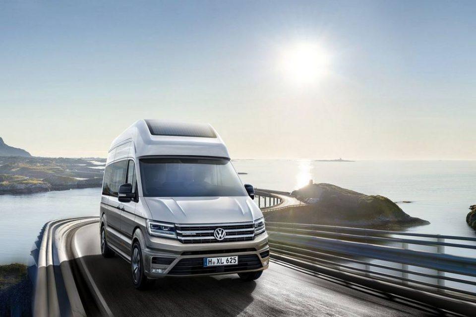 VW California XXL Concept 2