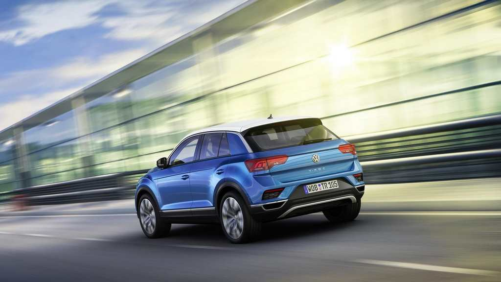 Volkswagen T-Roc Compact SUV Launched 12