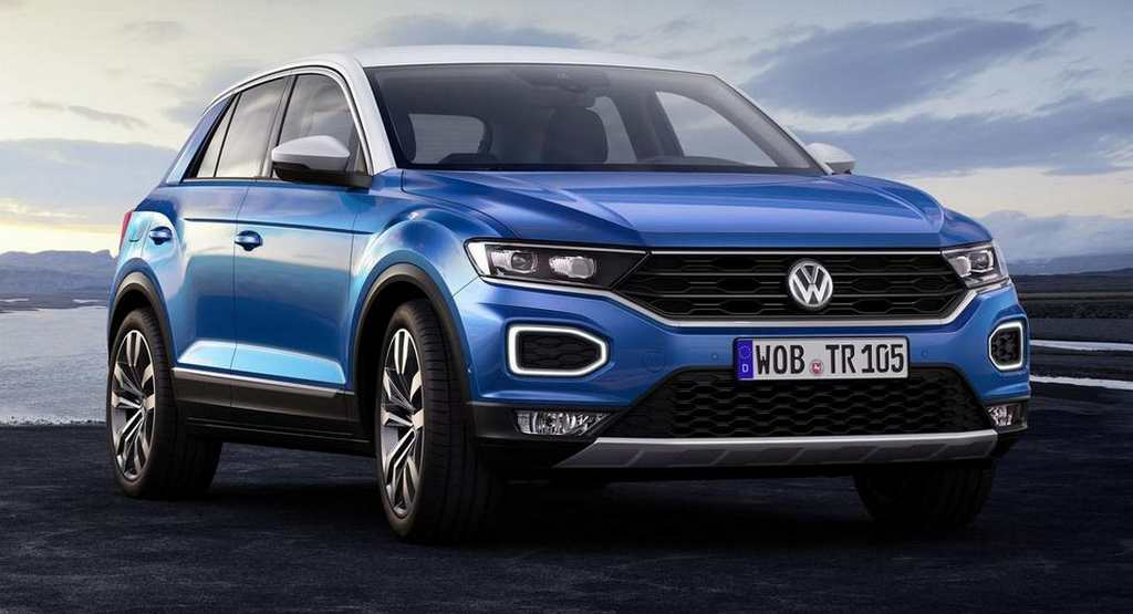 Volkswagen T-Roc Compact SUV Launched 16