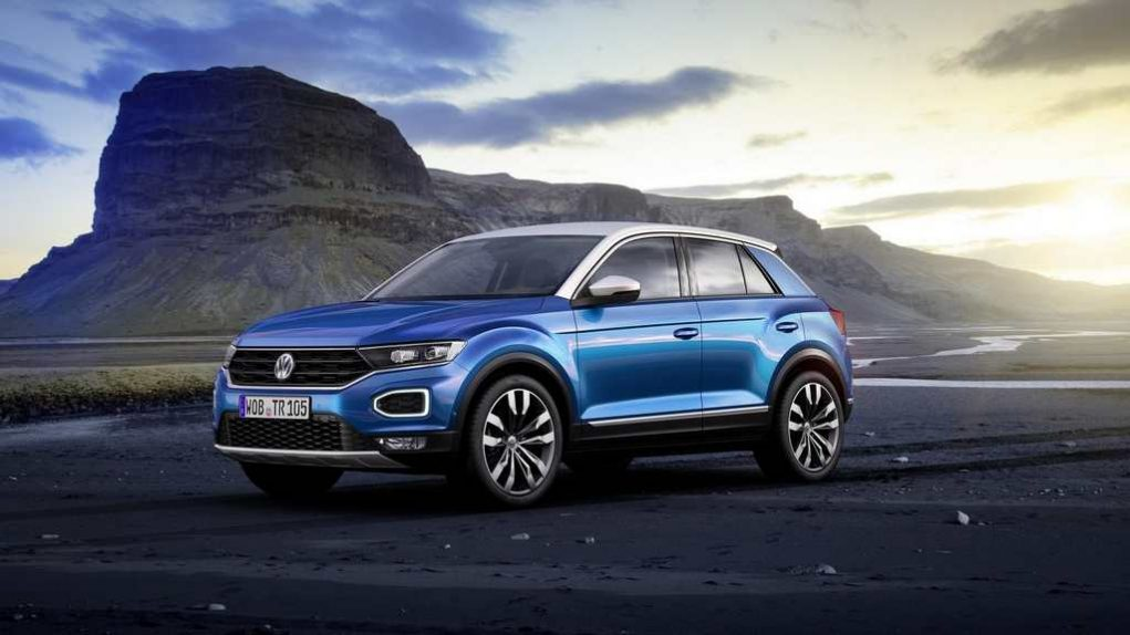 Volkswagen T-Roc Compact SUV Launched 6