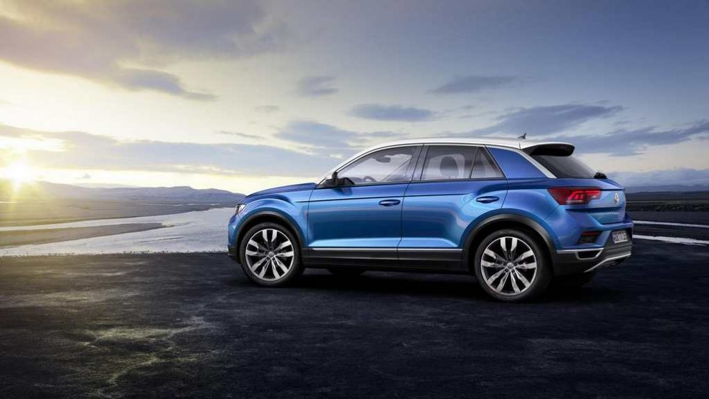 Volkswagen T-Roc Compact SUV Launched 9