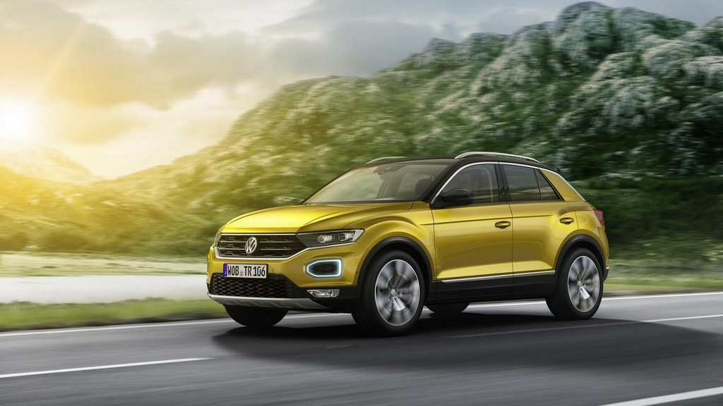 Volkswagen T-Roc Compact SUV Launched