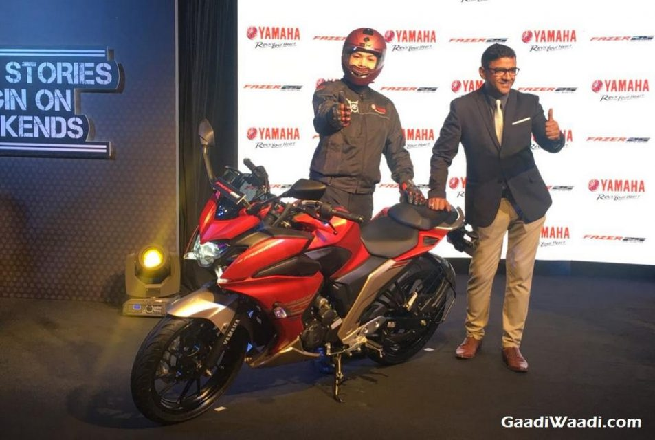 Yamaha Fazer 25 Launched in India, Price, Specs, Features 1