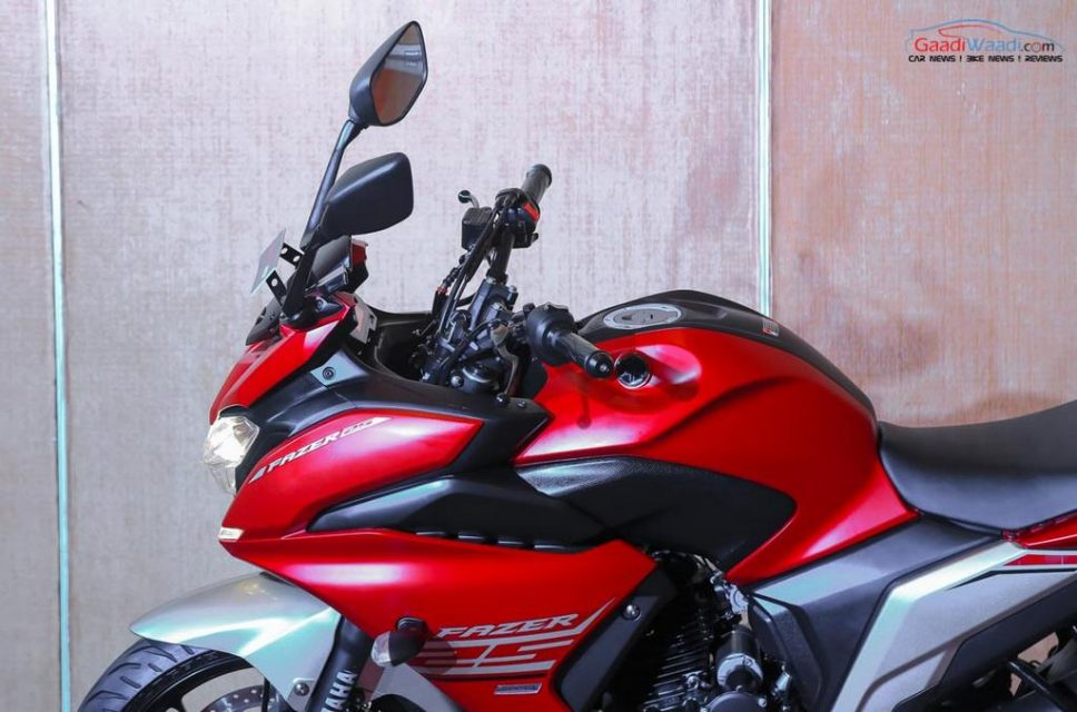 Yamaha Fazer 25 Launched in India, Price, Specs, Features, Mileage, Top Speed 1