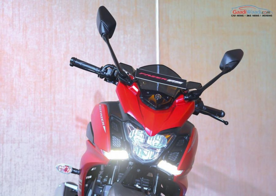 Yamaha Fazer 25 Launched in India, Price, Specs, Features, Mileage, Top Speed 2 (2)