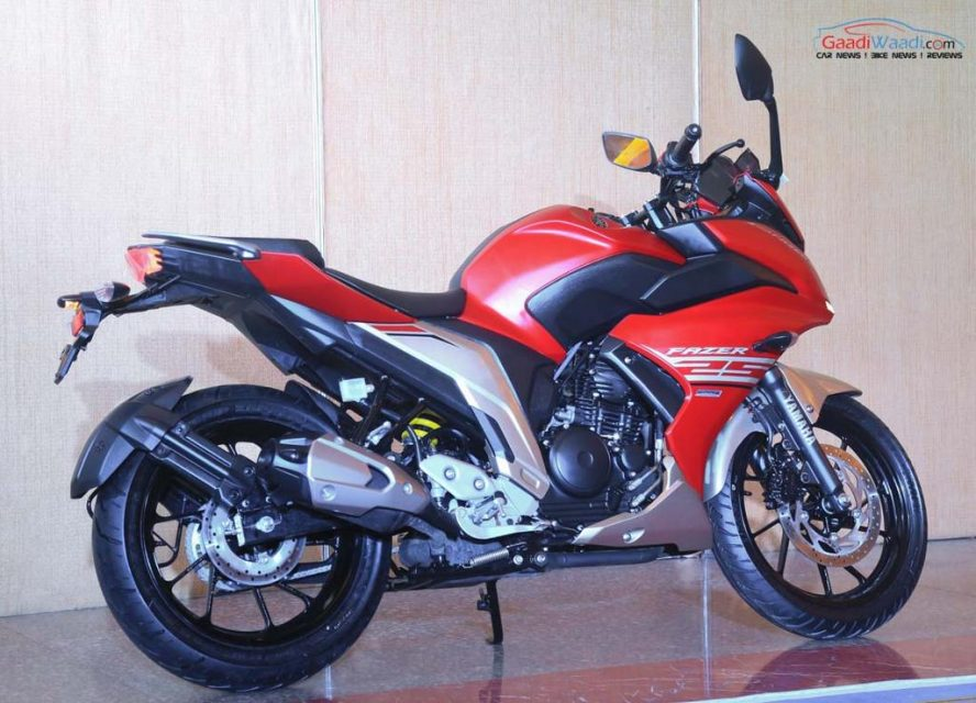 Yamaha Fazer 25 Launched in India, Price, Specs, Features, Mileage, Top Speed 5