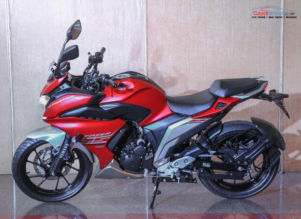 Yamaha Fazer  Launched In India Price Specs Features Mileage Top