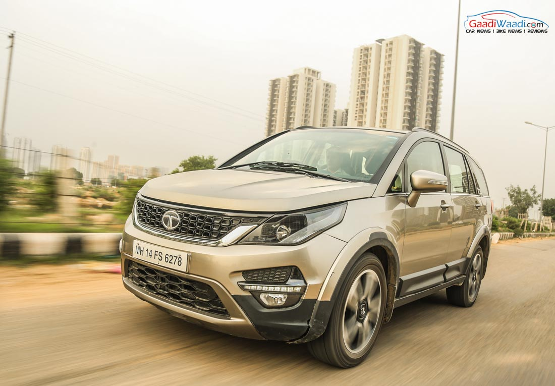 tata hexa automatic review-19