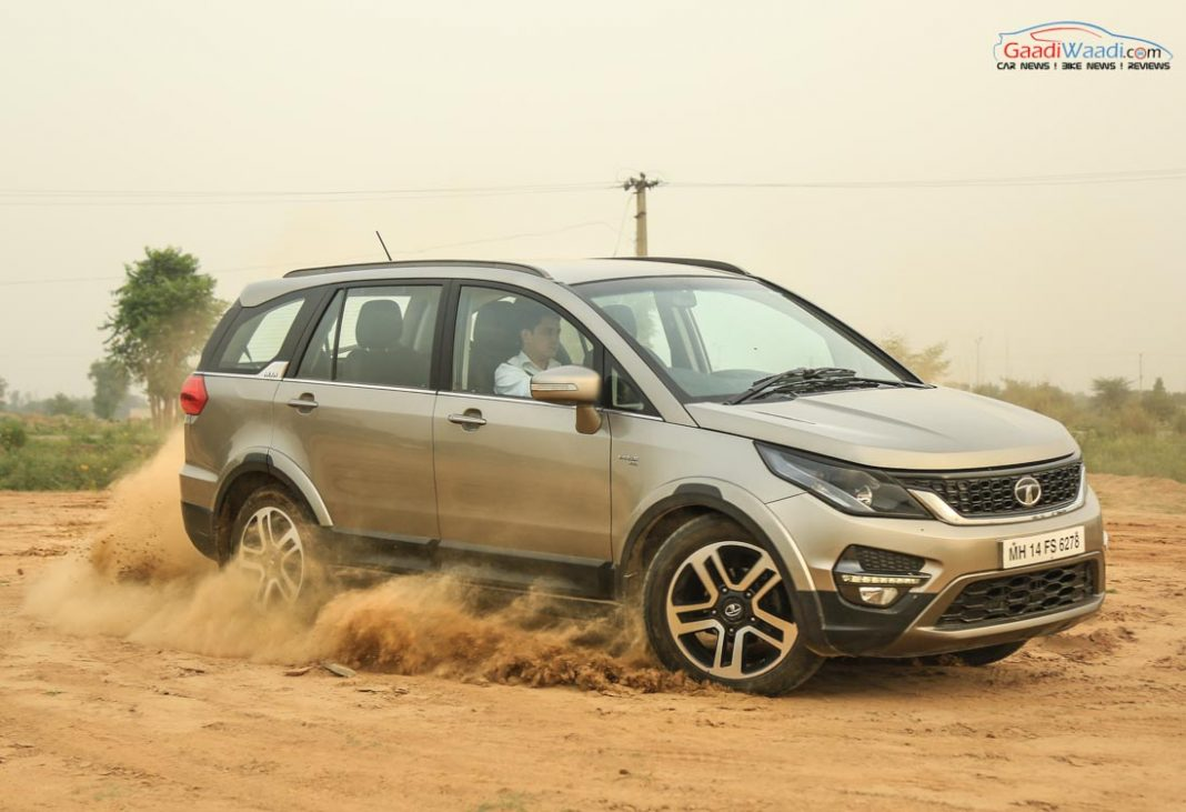 tata hexa automatic review-24
