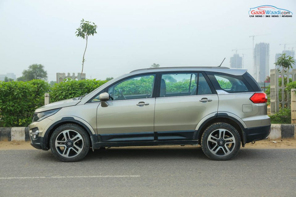 tata hexa automatic review-5