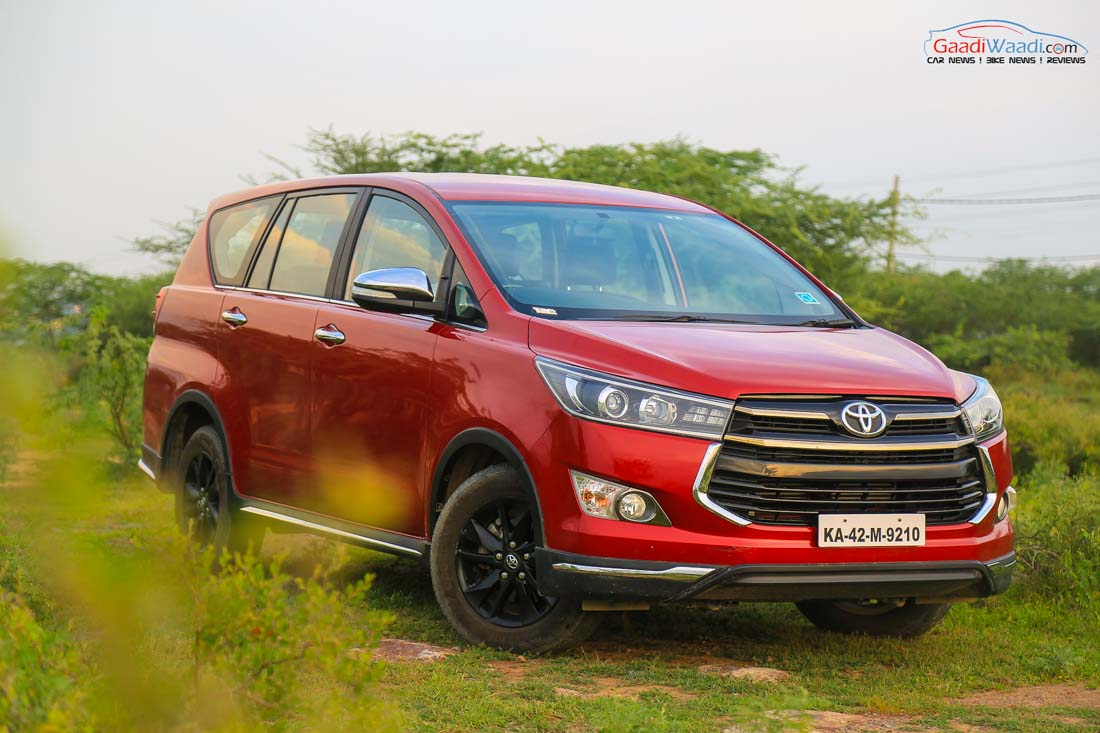 Toyota Innova Touring Sport Gets Huge Discounts In India