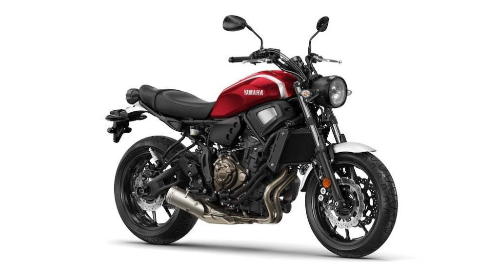 2018 Yamaha XSR700, XSR900 And FJR1300 Get New Colour Options 1