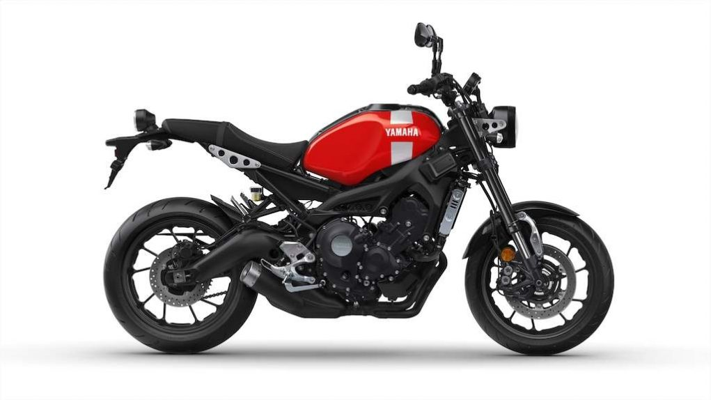 2018 Yamaha XSR700, XSR900 And FJR1300 Get New Colour Options 2