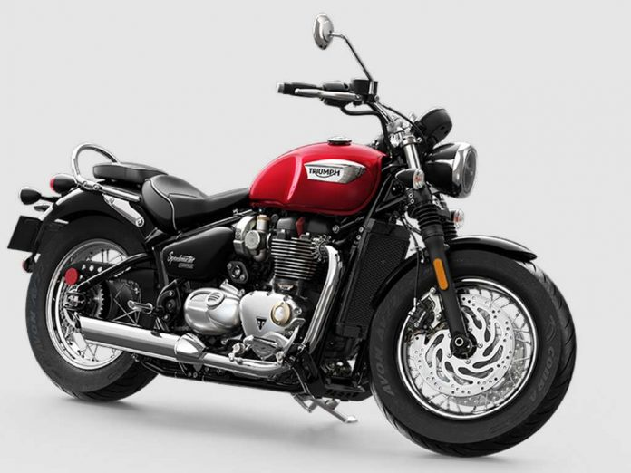 Triumph Bonneville Speedmaster India Launch, Price, Engine, Specs, Features 5