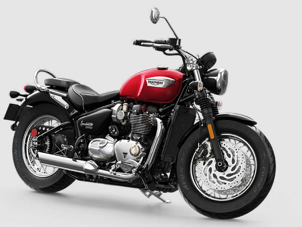 Triumph Bonneville Speedmaster Launched In India Price Engine Specs