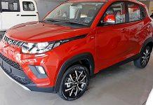2017 Mahindra KUV100 Facelift (NXT) India Launch, Price, Specs, Features, Interior, Engine (mahindra ku100 discount
