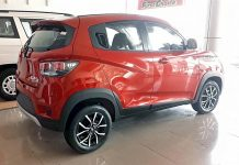 2017 Mahindra KUV100 Facelift (NXT) India Launch, Price, Specs, Features, Interior, Engine 5