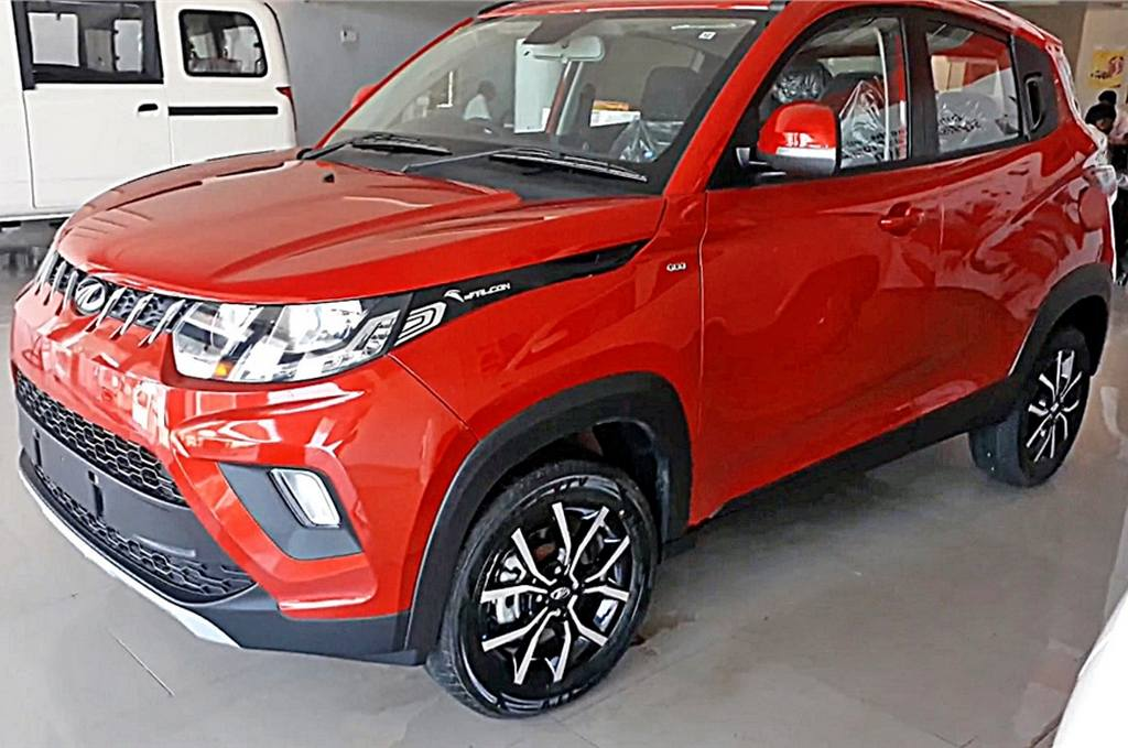 2017 Mahindra KUV100 Facelift (NXT) India Launch, Price, Specs, Features, Interior, Engine (mahindra ku100 discount