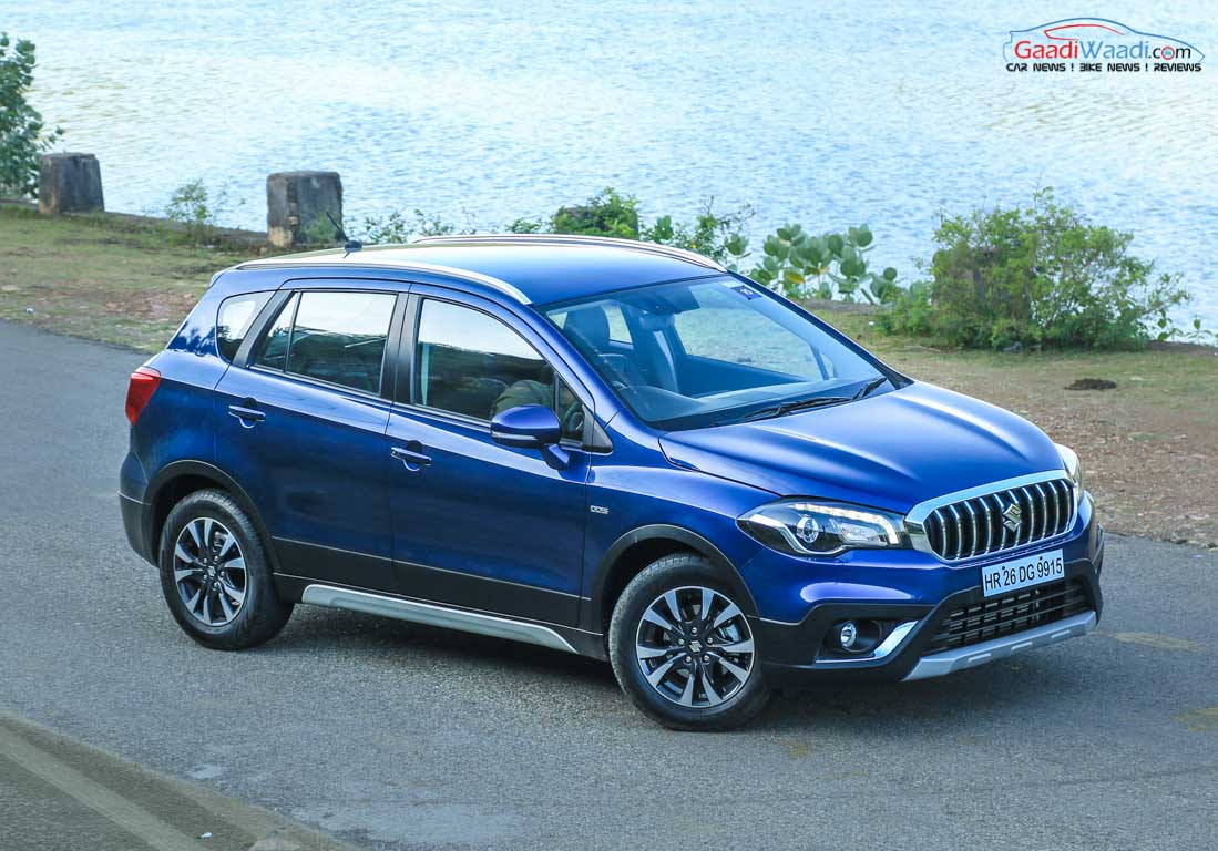 2017 maruti suzuki s cross smart hybrid review. Black Bedroom Furniture Sets. Home Design Ideas