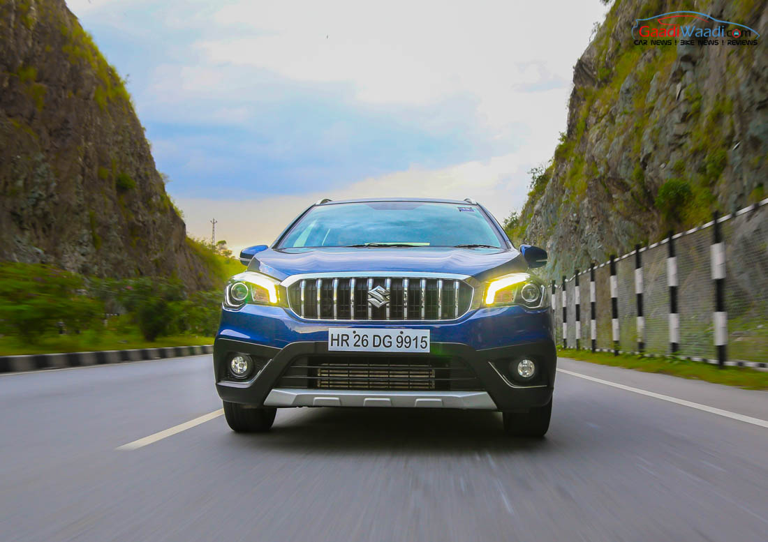 Maruti Suzuki S-Cross Petrol Hybrid India Launch This FY