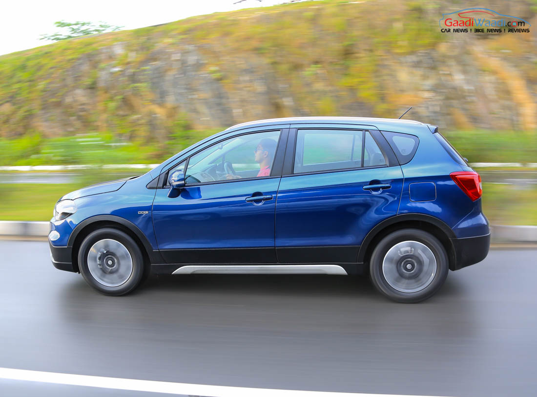 new maruti s cross price engine specs features. Black Bedroom Furniture Sets. Home Design Ideas