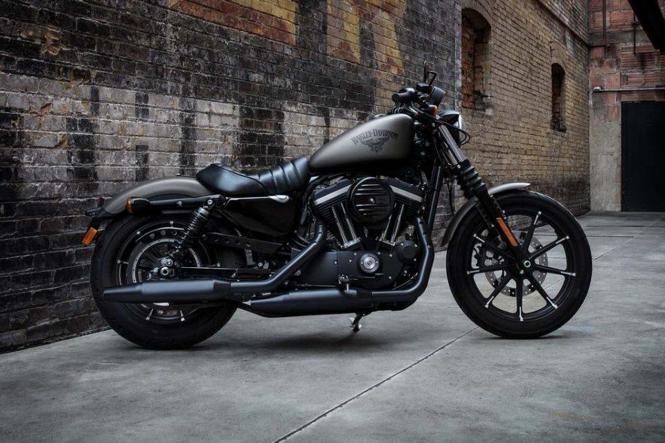 2018 Harley-Davidson Sportster And Street Range Get New Paint Schemes 2