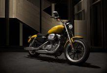 2018 Harley-Davidson Sportster And Street Range Get New Paint Schemes 4