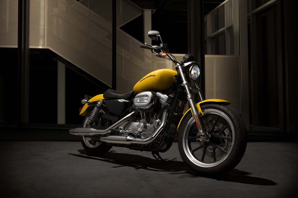2018 Harley-Davidson Sportster And Street Range Get New Paint Schemes 4