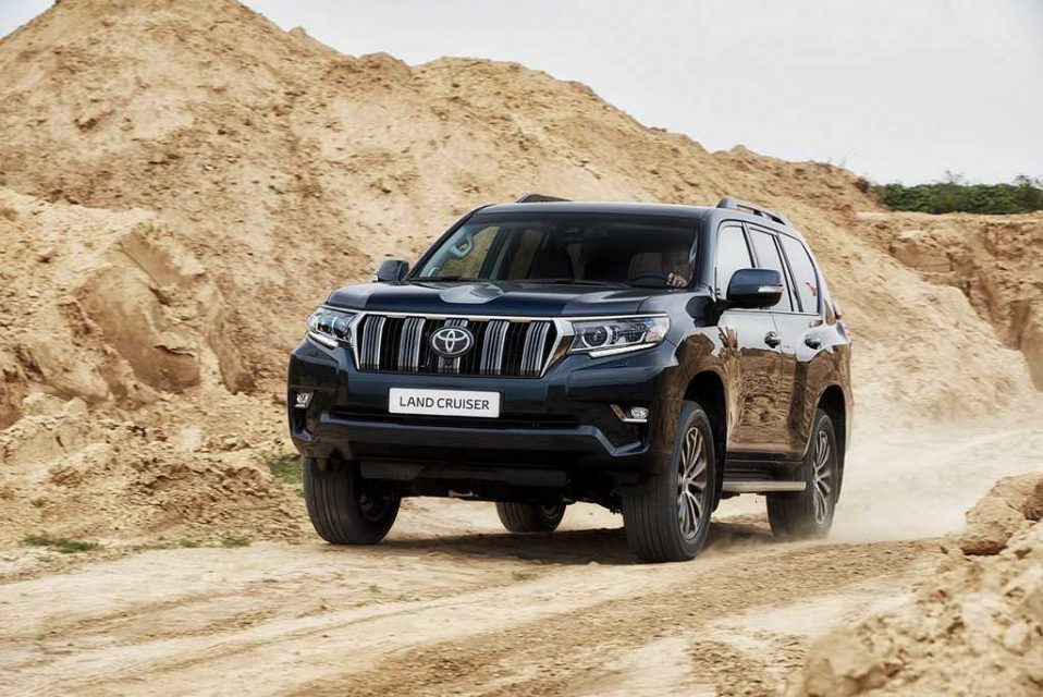 2018 Toyota Land Cruiser Prado India Launch, Price, Specs, Features, Engine, Interior 2