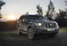 2018 Toyota Land Cruiser Prado India Launch, Price, Specs, Features, Engine, Interior 8