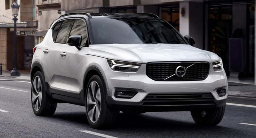 2018 volvo xc40 and new xc60 to launch soon in india. Black Bedroom Furniture Sets. Home Design Ideas