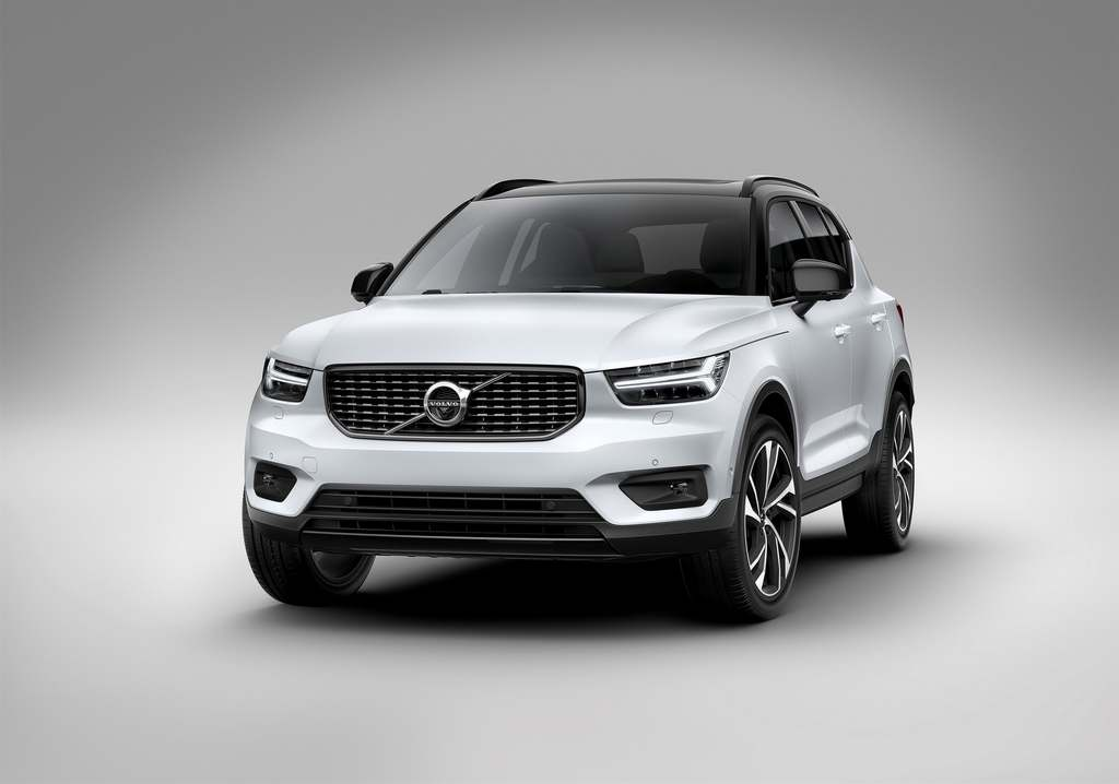 2018 volvo xc40 india launch engine price specs features interior. Black Bedroom Furniture Sets. Home Design Ideas