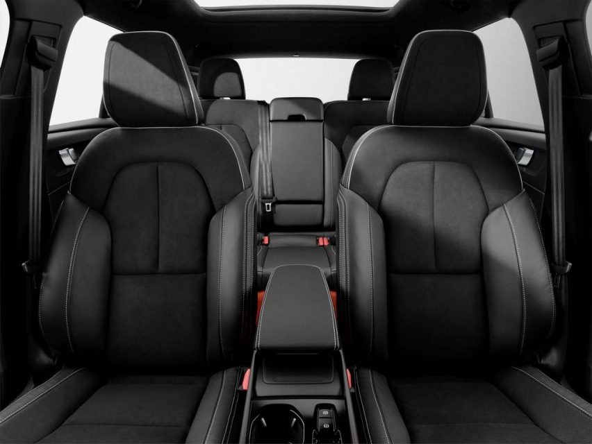 2018 Volvo XC40 India Revealed - Engine, Price, Specs, Features, Pics, Interior