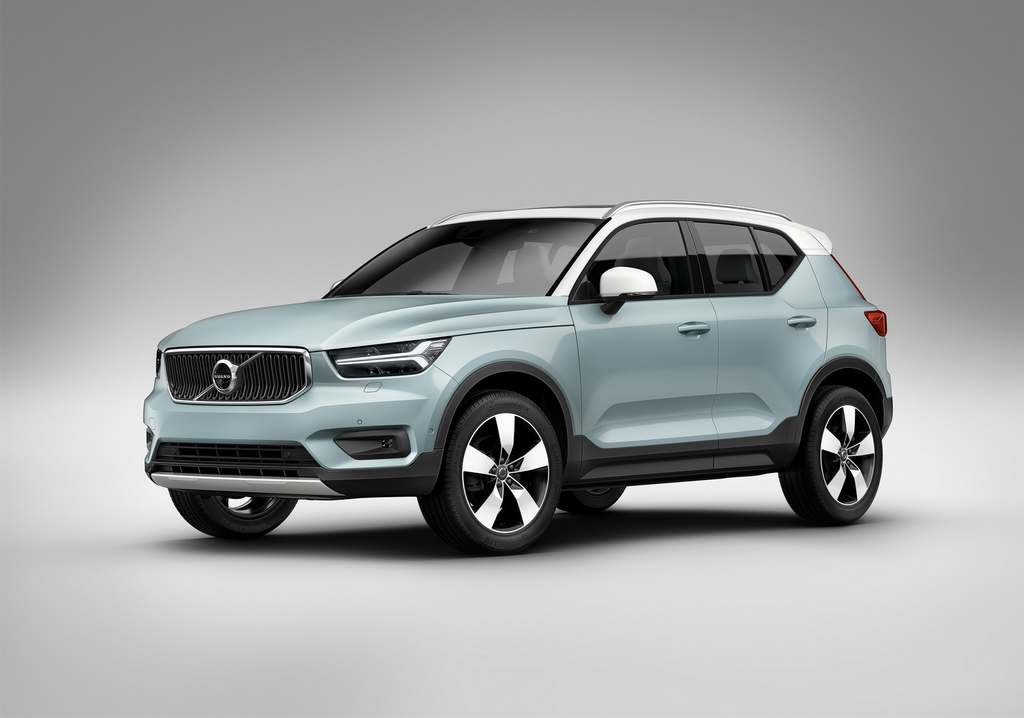 2018 Volvo Xc40 India Revealed Engine Price Specs Features Pics