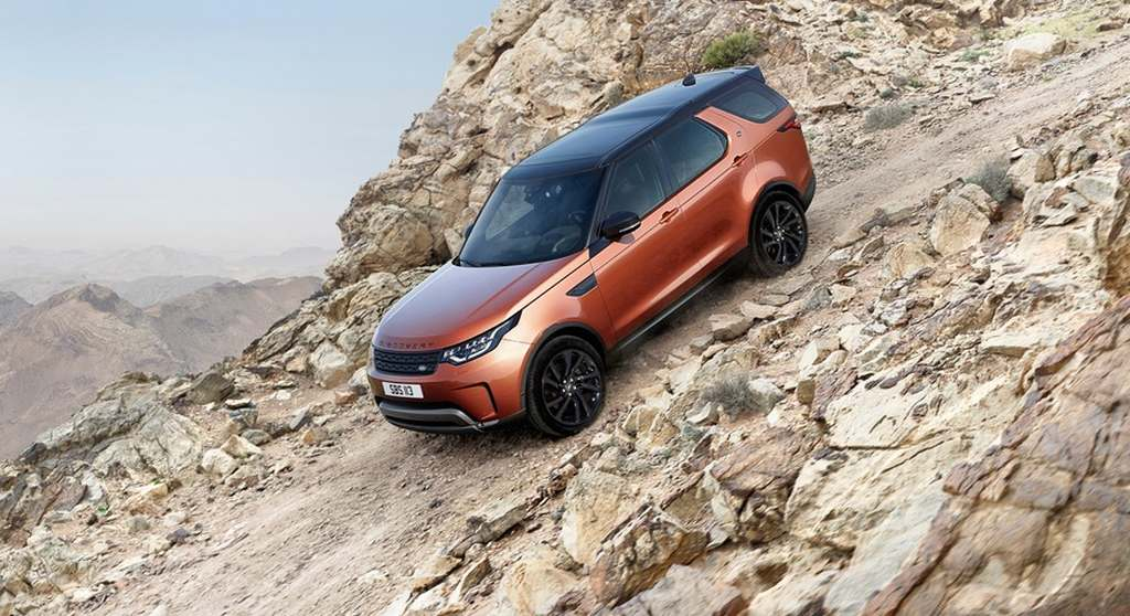 Land Rover Heralds 'Discovery With A Purpose' Drive