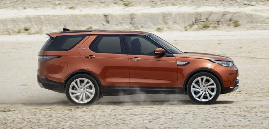 All-New Discovery Exterior 2