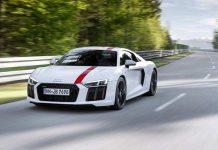 Audi R8 RWS Limited Edition Supercar 6