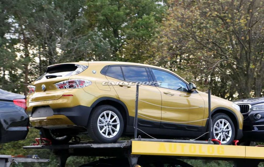 BMW X2 SUV India Launch Date, Price, Engine, Specs, Features, Interior, Pictures 1