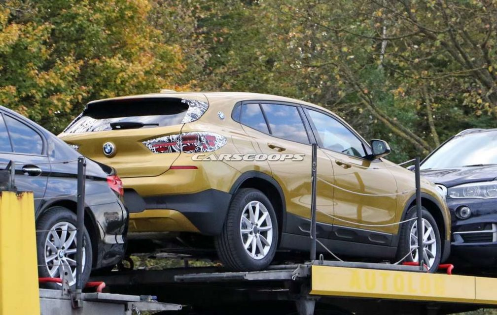 BMW X2 SUV India Launch Date, Price, Engine, Specs, Features, Interior, Pictures