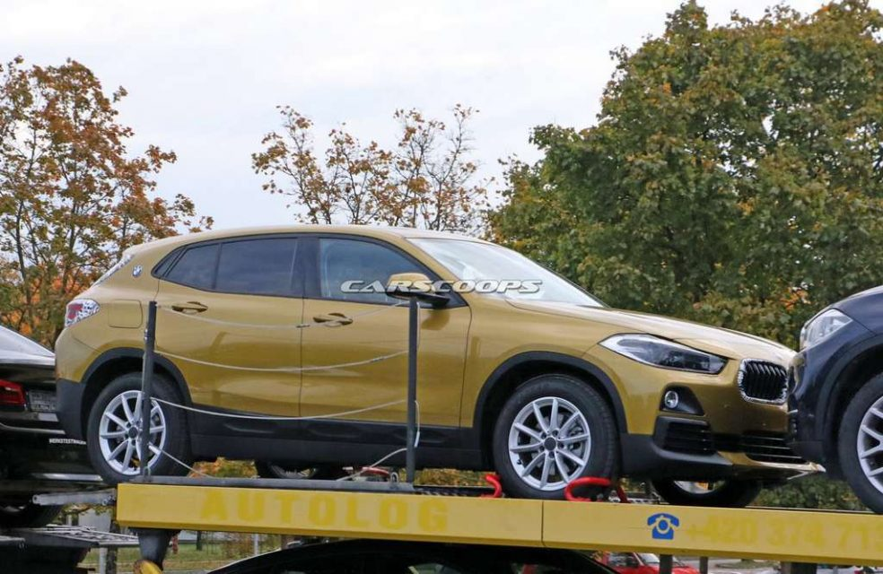 BMW X2 SUV India Launch Date, Price, Engine, Specs, Features, Interior, Pictures 2