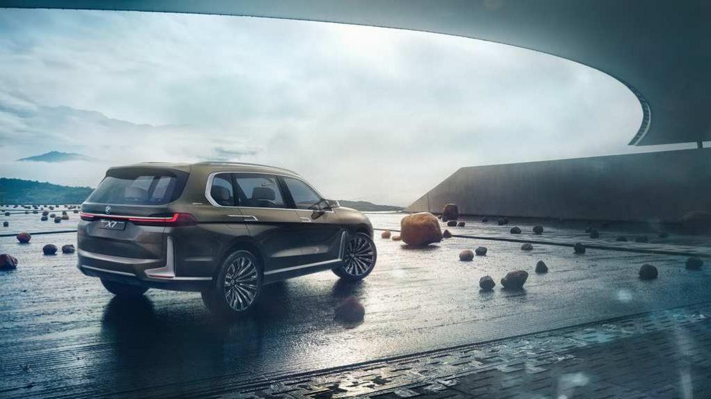 BMW X7 iPerformance Concept 1