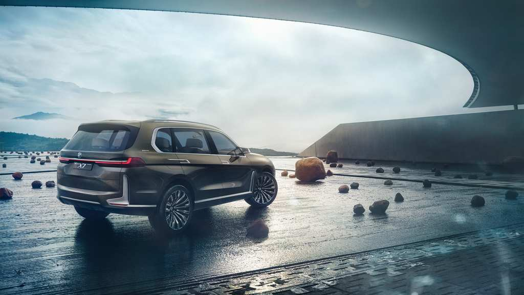2020 BMW X8 Release Date And Other Details >> Flagship Bmw X8 Suv Could Launch By 2020