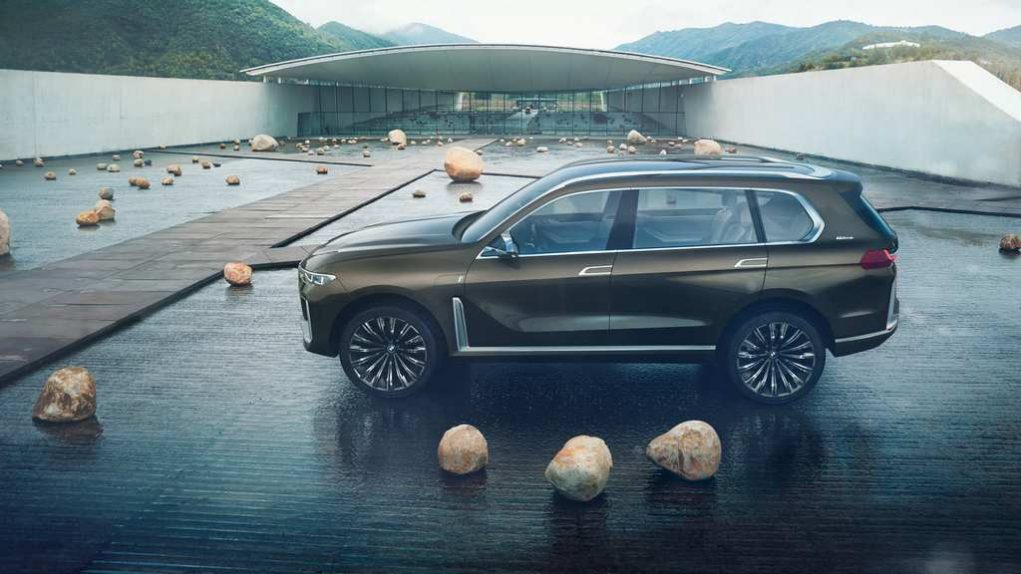 BMW X7 iPerformance Concept 2