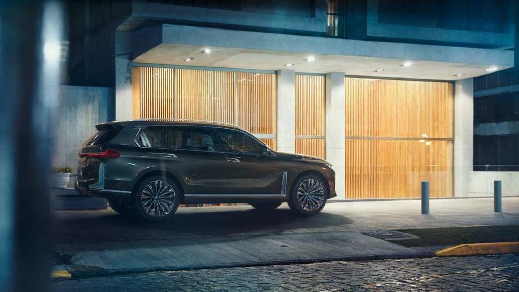 BMW X7 iPerformance Concept 4
