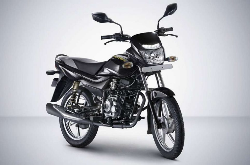 Bajaj Platina Comfortec With LED DRL Launched - Price, Engine, Specs, Features
